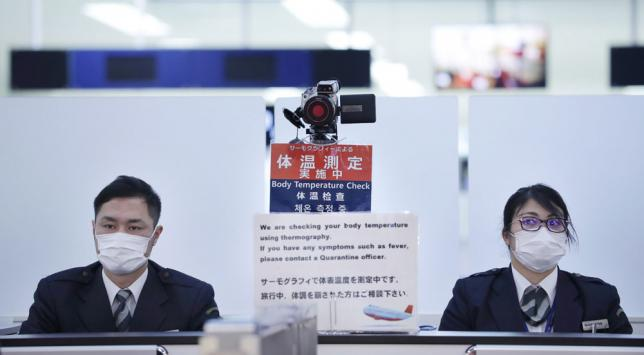 Asian airports step up defences as China virus hits 291 people