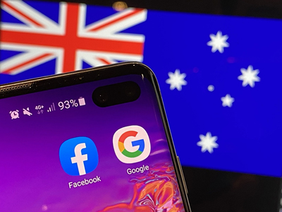 Facebook, Google protest against Australian government