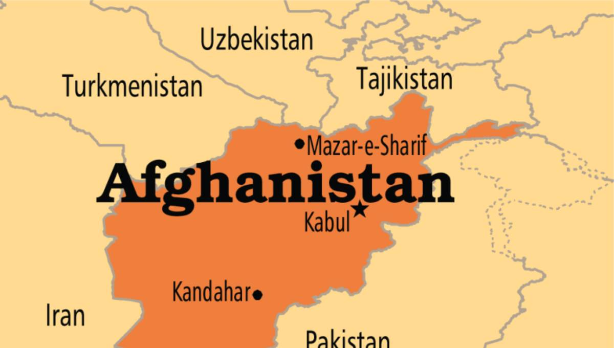 7 Afghan soldiers killed in military camp attack