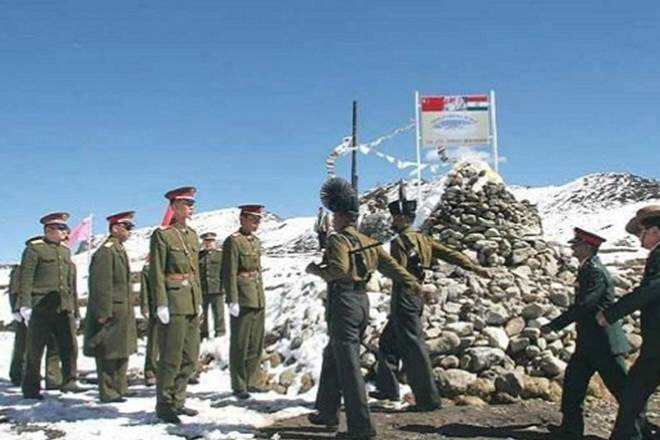 India-China border tension: China strengthens its naval base