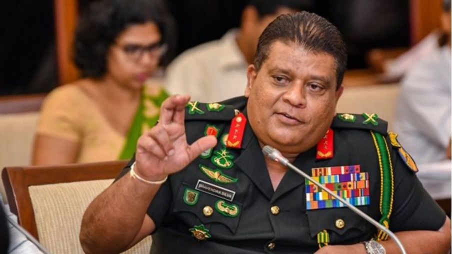 There is no need for curfew in Sri Lanka: Shavendra Silva