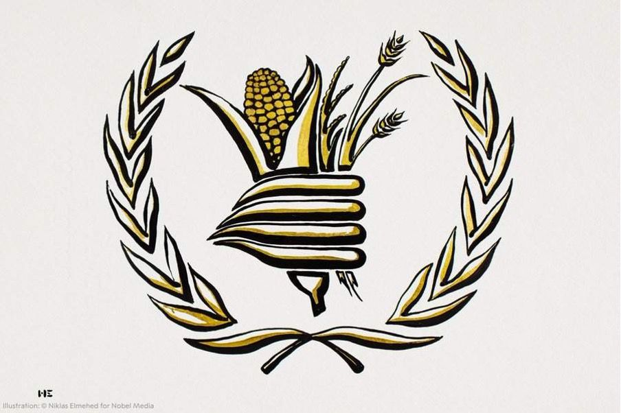 Nobel Peace Prize to the World Food Program