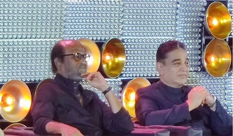 My friendship with Kamal will continue even if ideologies differ