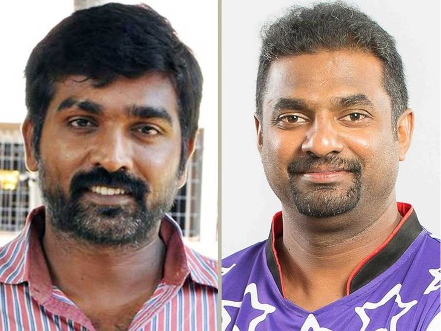 Dont act in 800: Muralitharans request to Vijay Sethupathi