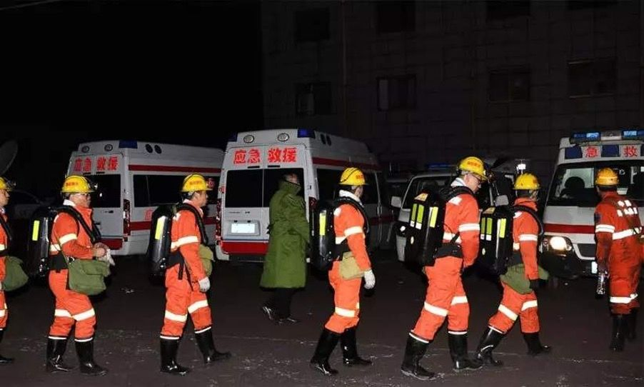 Four killed in coal mine explosion in China
