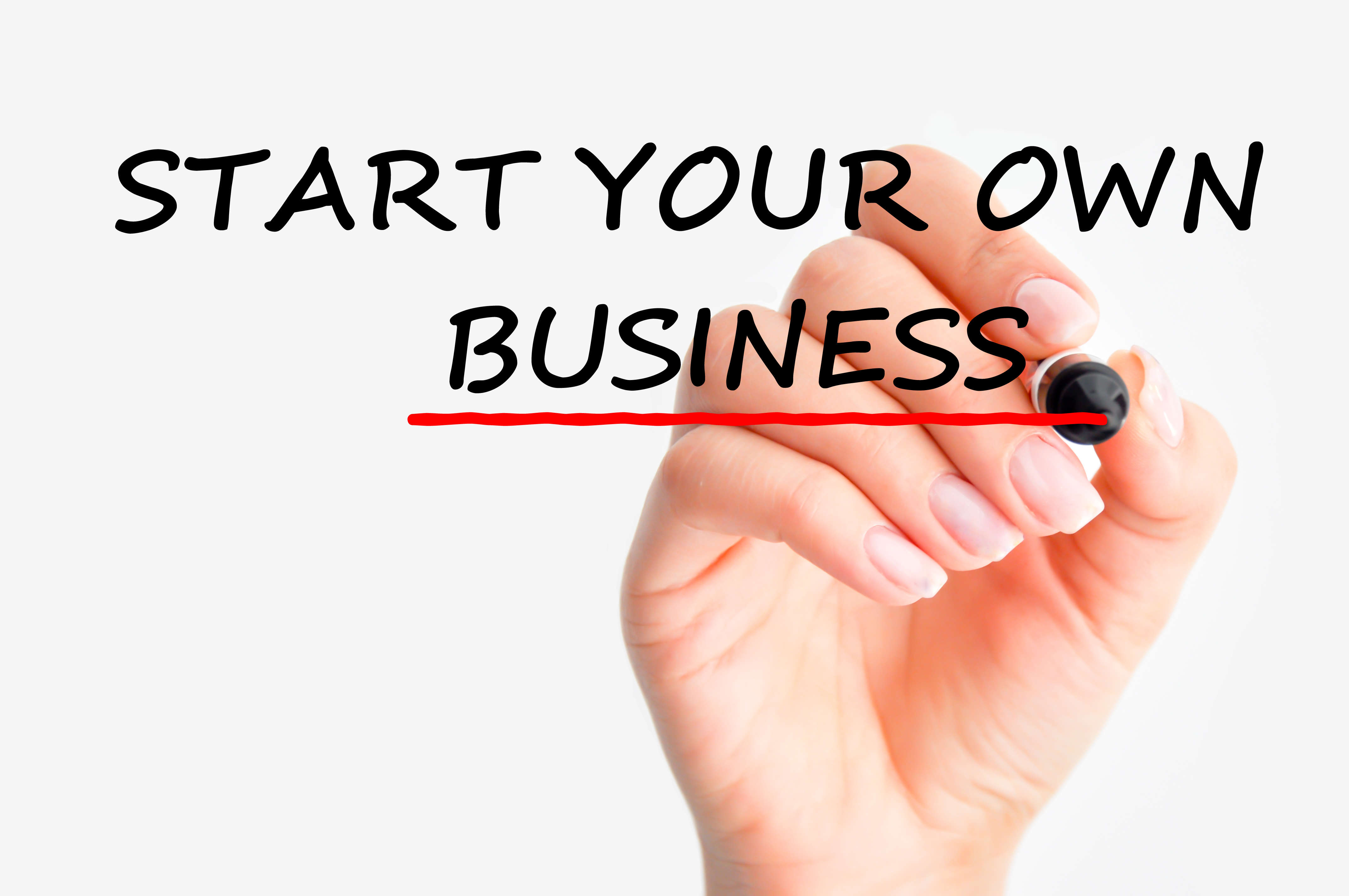 Setting up your own business needs planning & confidence