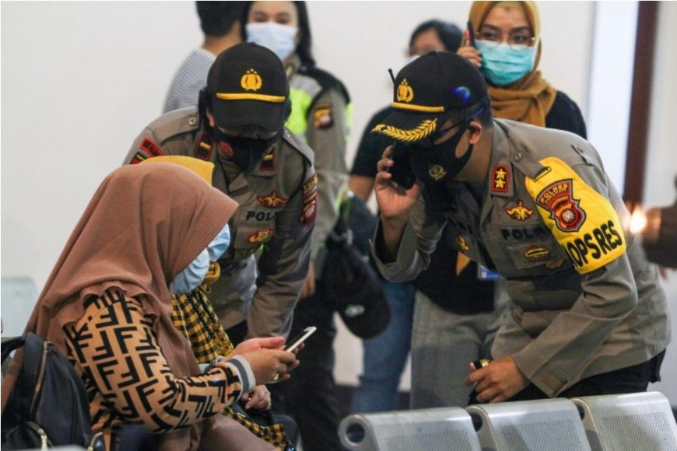 Indonesian passenger plane feared to have crashed with 62 aboard