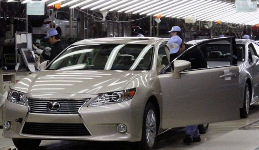 Toyota aims to build record 9.2 million vehicles this year