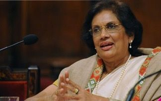 It is a danger for Sri Lanka to hate India: Chandrika