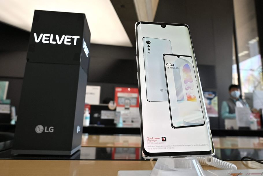 LG Electronics to close down smartphone business