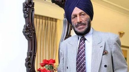 Milkha Singh admitted to hospital