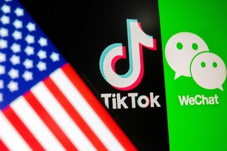 Tiktok App ban is dropped in the US.