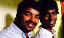 Jay plays the villain role in the movie Atlee
