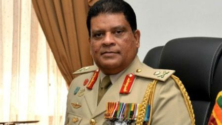Are Americans infiltrating for coup ?: Shavendra Silva denies