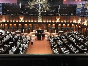 No-confidence motion defeated in Lankan parliament