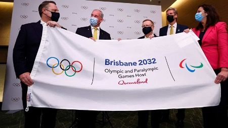 2032 Olympics will be held in Brisbane