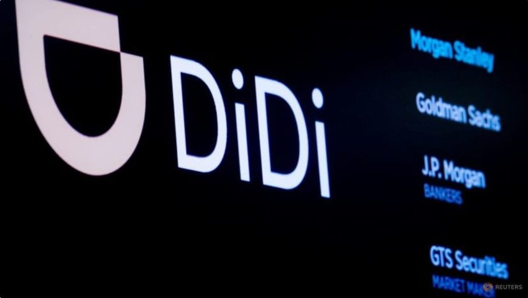 Didi suspends UK launch plans amid Chinas crackdown on tech firms